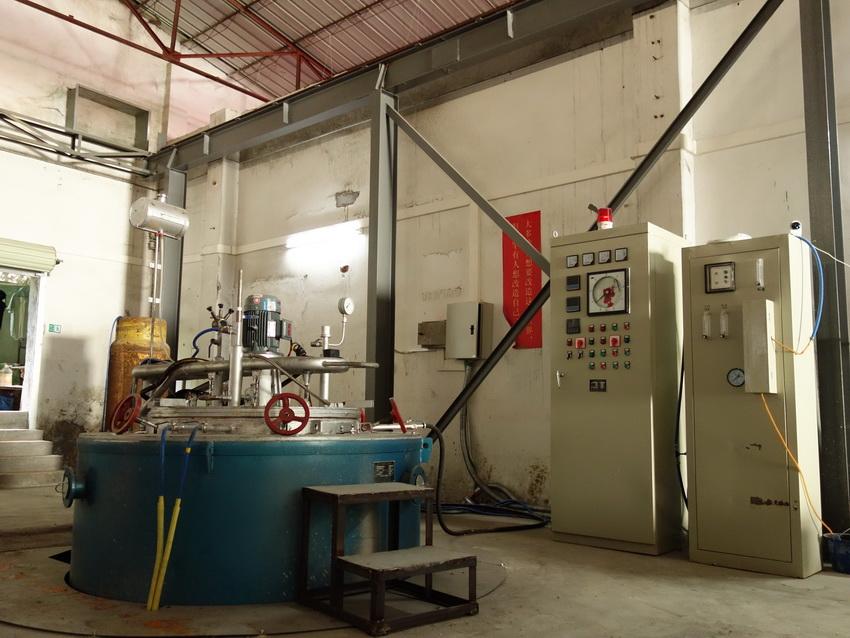 气体渗氮炉RN5-90-6K